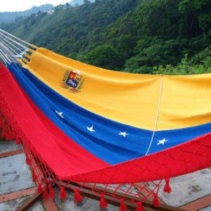 Hamaca Bandera de Venezuela